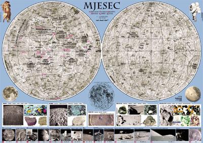 Karta Mjeseca