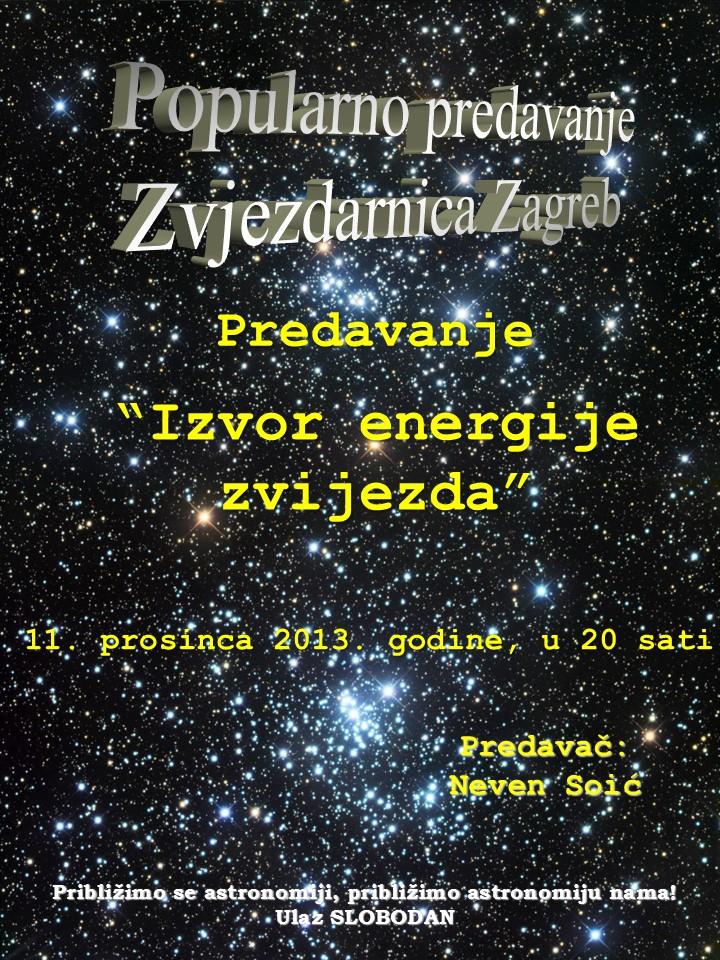 izlazak astrofizičara