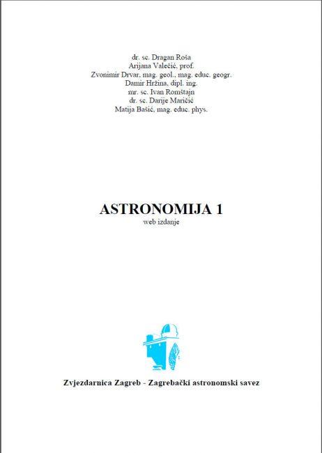 Astronomija 1 Web Izdanje Zvjezdarnica Zagreb